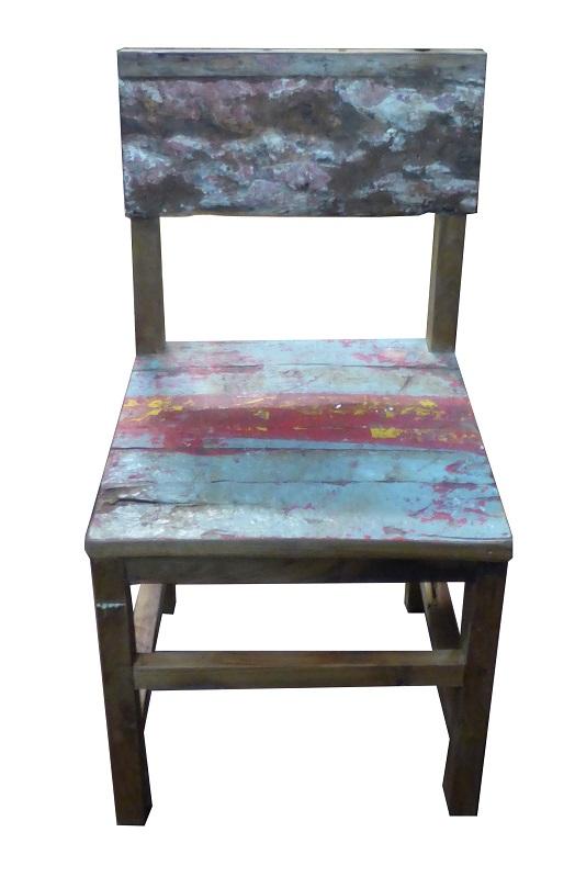 chaise en bois de bateau mf 063 mf 063 et a2d meubles tahiti et. Black Bedroom Furniture Sets. Home Design Ideas