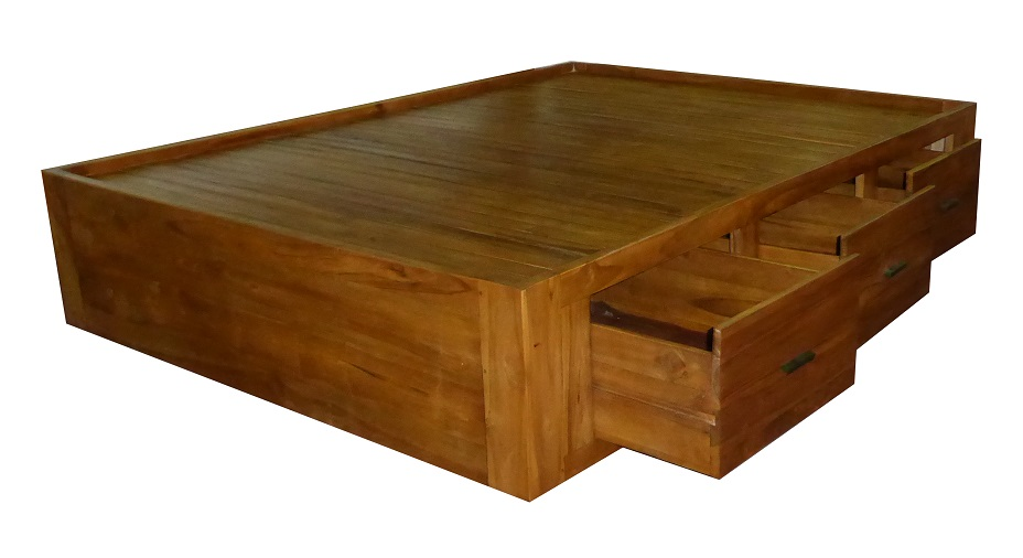 lit tiroirs 140x190 ba 085 140x190. Black Bedroom Furniture Sets. Home Design Ideas